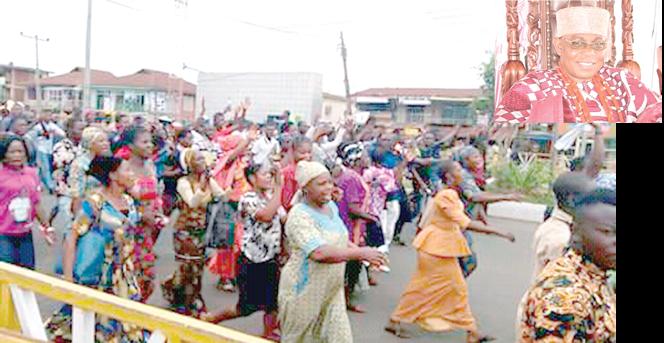 Shutting down  Akure for festivals
