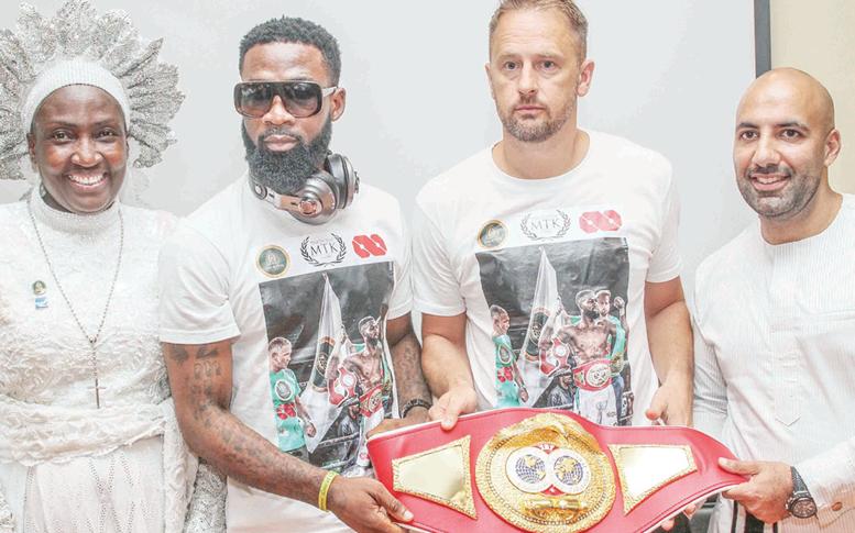Ekundayo: We need boxing academies in Nigeria