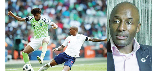 NFF Elections: Nigerian football hijacked by politicians –Fashanu