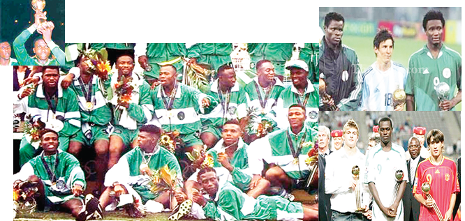 'Stars' with Eaglets, duds with Eagles: How age cheating is 'killing' Nigerian football