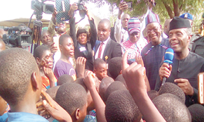 Benue crisis: Ortom gives hope to IDPs
