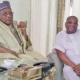 2019: Kalu solicits IBB's support for Buhari's re-election
