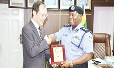 We've confidence in Nigeria police –Japanese ambassador