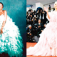 Lady Gaga vs. Bam Bam: Who wore feathers best?