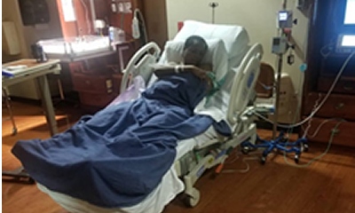 Linda Ikeji ecstatic on 38th birthday two days after  delivery