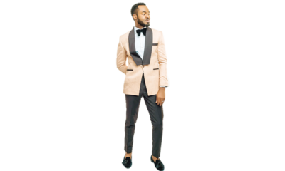 OC UKEJE: Lady's man