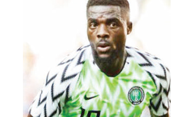 Eagles'll miss Mikel, says Ogu