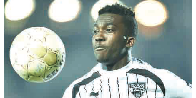 Onyekuru: Eagles have mentality to reach 2019 AFCON