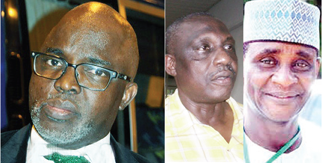 NFF election: Pinnick battles 38-year jinx
