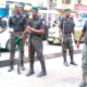 Two arrested as police foil bank robbery in Lagos