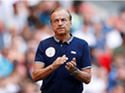 Rohr under scrutiny with Se ychelles test