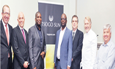 Southern Sun Ikoyi fetes guests to Faaji Repete