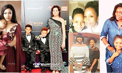 Successful celebrities who are single mothers