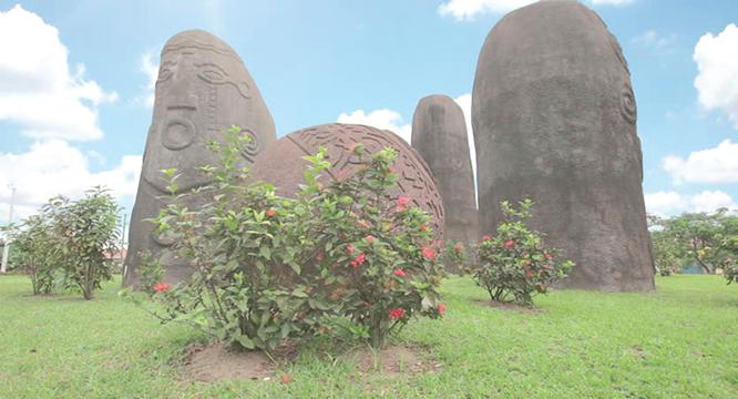 Alok Ikom Monoliths: The great stone