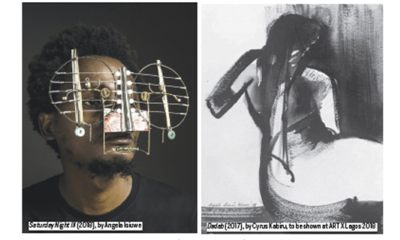18 galleries, best of contemporary African art for ART X Lagos