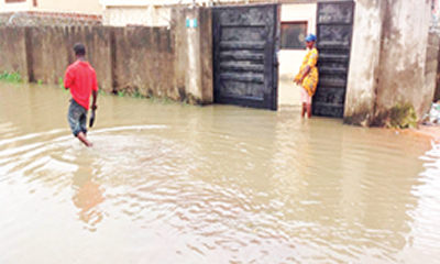 Flood victim gives birth in Delta IDP camp