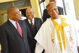 IBB, Kalu in closed door meeting