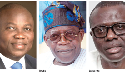 Tinubu'll decide Ambode's fate, says Lagos APC chairman