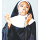Controversies trail Beverly Osu's scandalous reverend sister themed shoot.