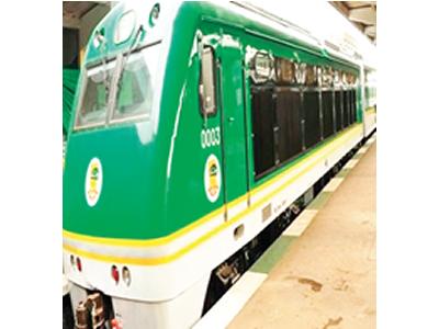 Kaduna-Abuja-bound train kills 52 cattle
