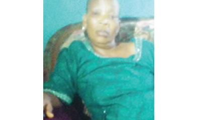 LATE COMEDIAN'S WIDOW: How Baba Sala became tenant in his own home