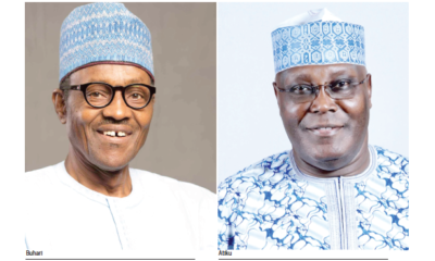 Battle for Aso Rock:  22 candidates tackle Buhari