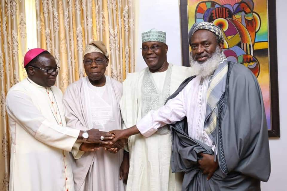 I didn't endorse Atiku – Bishop Kukah