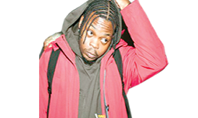 Olamide signs rapper, Yomi Blaze, into YBNL