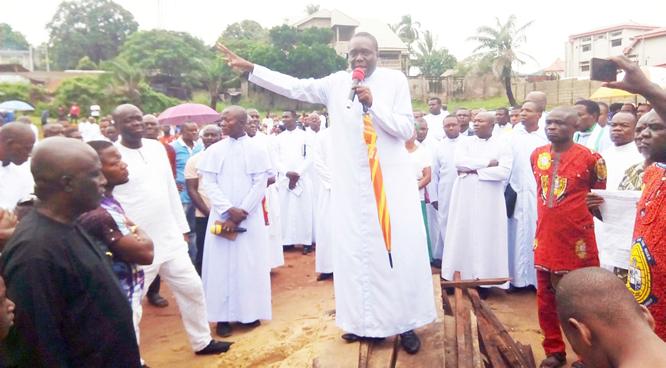 Anambra's non-Catholics cry over marginalisation