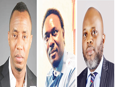 Party chairmen in race for presidency
