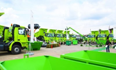 Visionscape sanitation responds to Lagos Assembly