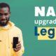 The biggest publisher in Nigeria NAIJ.com upgrades to Legit.ng