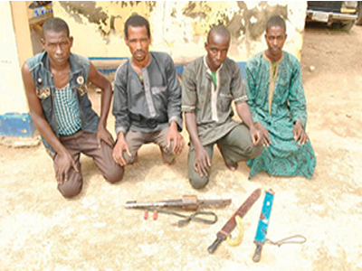 I was stupid to plan my master's kidnap –Suspect