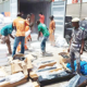Customs officials, police at loggerheads over smuggled 1, 570 Pump Action Rifles