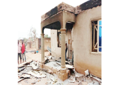 Three killed, 200 houses burnt as Jukun invade Tiv community