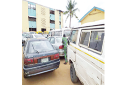 RRS chases youths home, impounds 13 vehicles